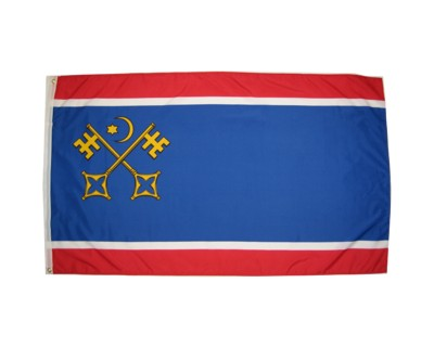 St.-Peter-Ording Fahne / Flagge 90 x 150 cm