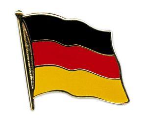 Deutschland Fahne/Flagge Pin