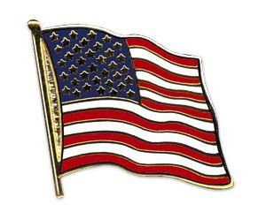 USA Fahne/Flagge Pin