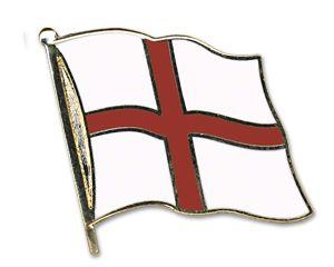 England (Sankt - Georgs - Kreuz) Fahne/Flagge Pin