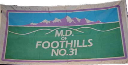 Foothills MD flag