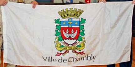 [Chambly flag]