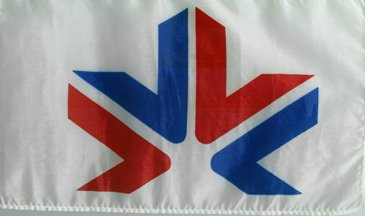 Edmonton Commonwealth Games flag, 1978