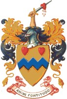 [Mecham arms]