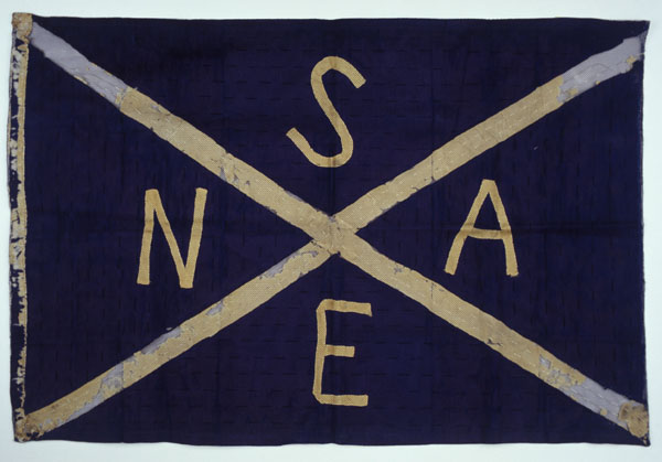 [Scottish Antarctic Expedition flag]