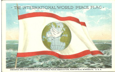 [International World Peace Flag]