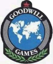 [Goodwill Games logo]