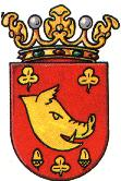 [Âldeboarn Coat of Arms]