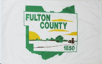 [Flag of Fulton County, Ohio]