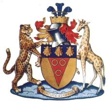 [Grahamstown Coat of Arms]